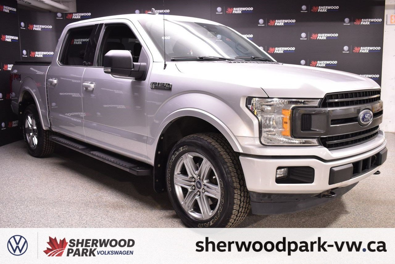 Pre-Owned 2019 Ford F-150 XLT Supercrew FX4 package
