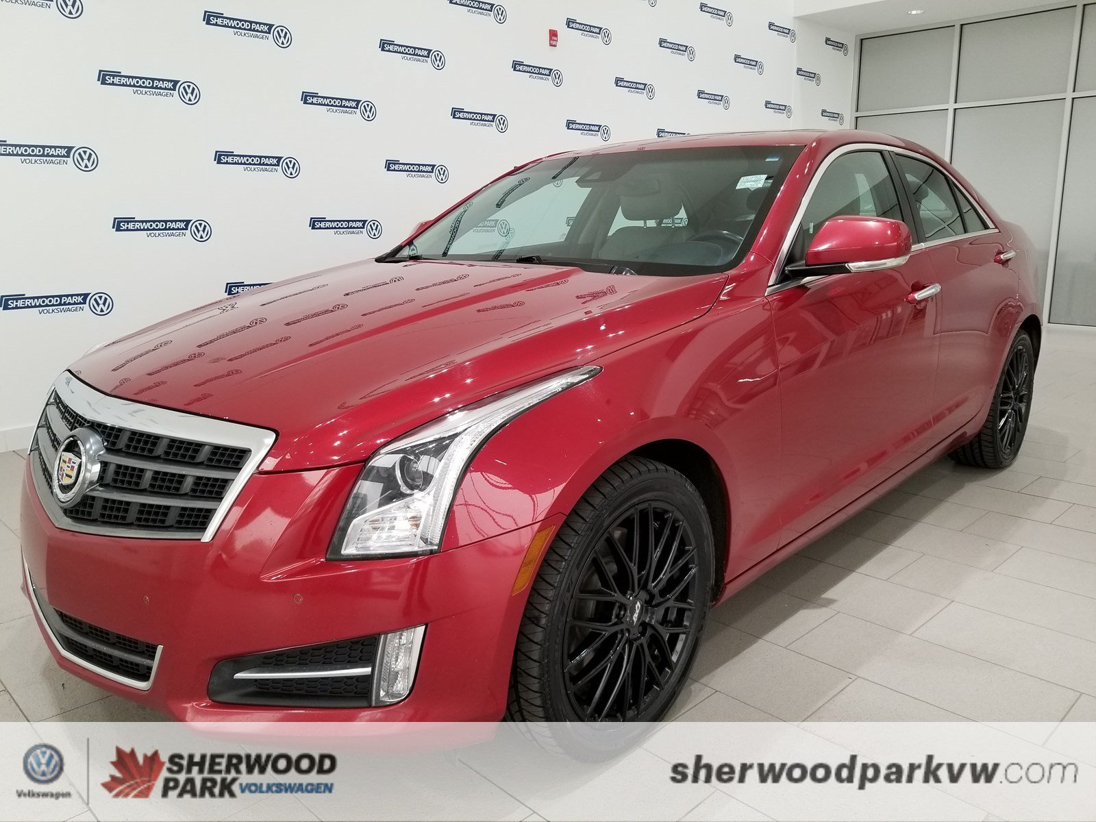 Pre-Owned 2014 Cadillac ATS Performance AWD