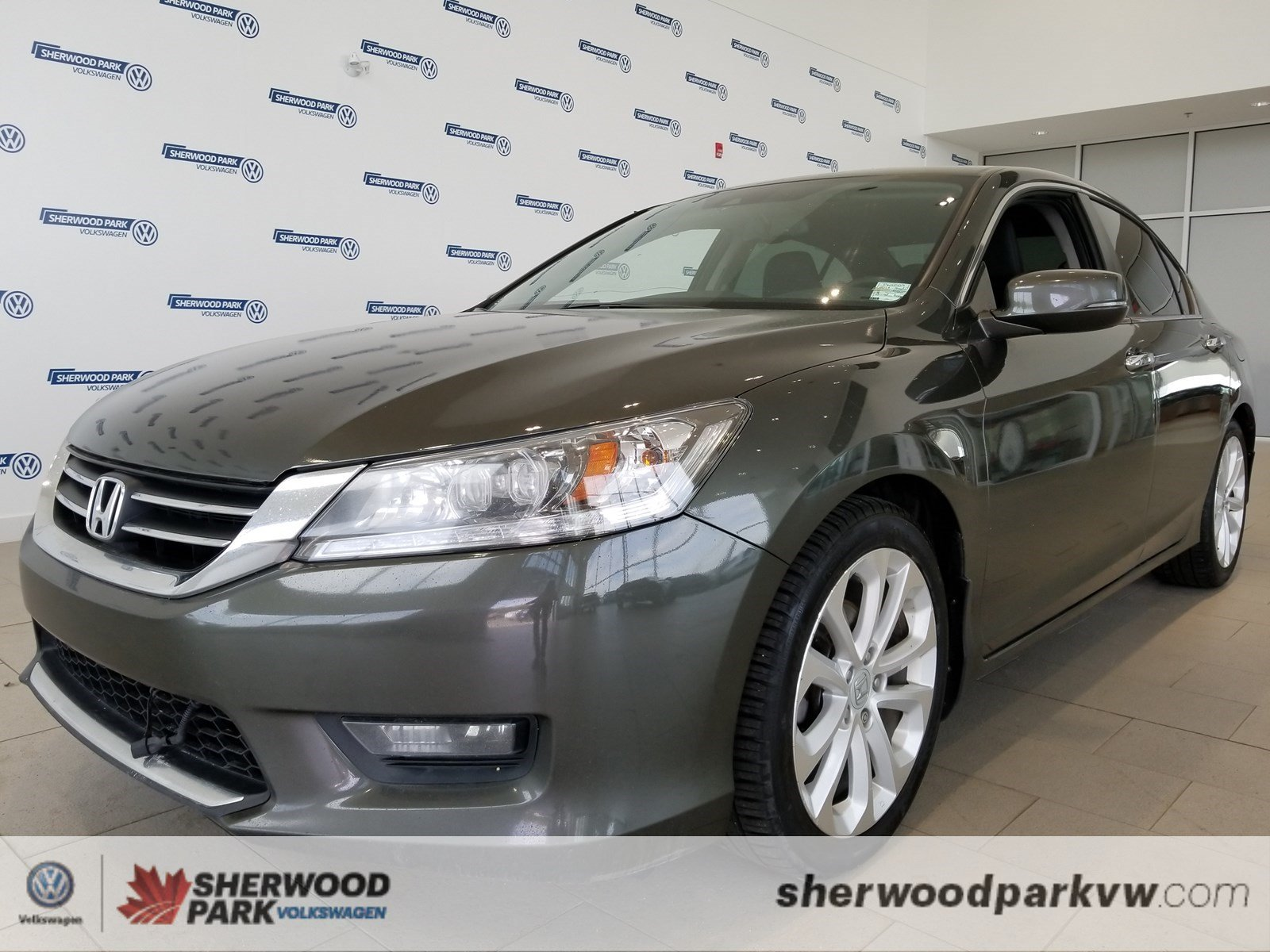 Pre Owned 2014 Honda Accord Sedan Touring