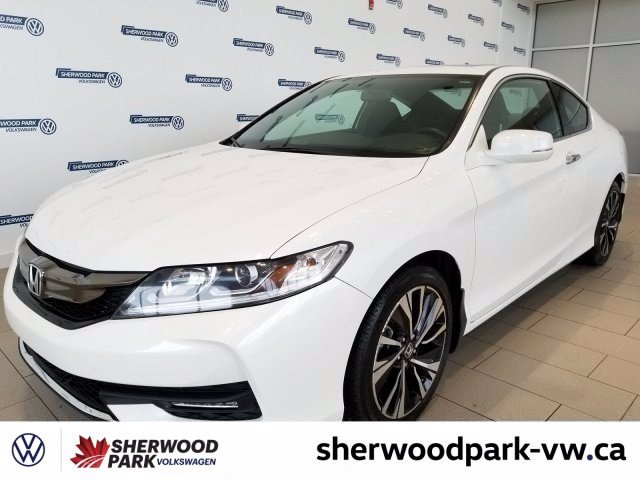 Pre-Owned 2017 Honda Accord Coupe Local, Accident Free, Fully Inspected!