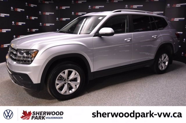 Certified Pre-Owned 2018 Volkswagen Atlas Trendline *Certified Pre-Owned , low rates available!!*
