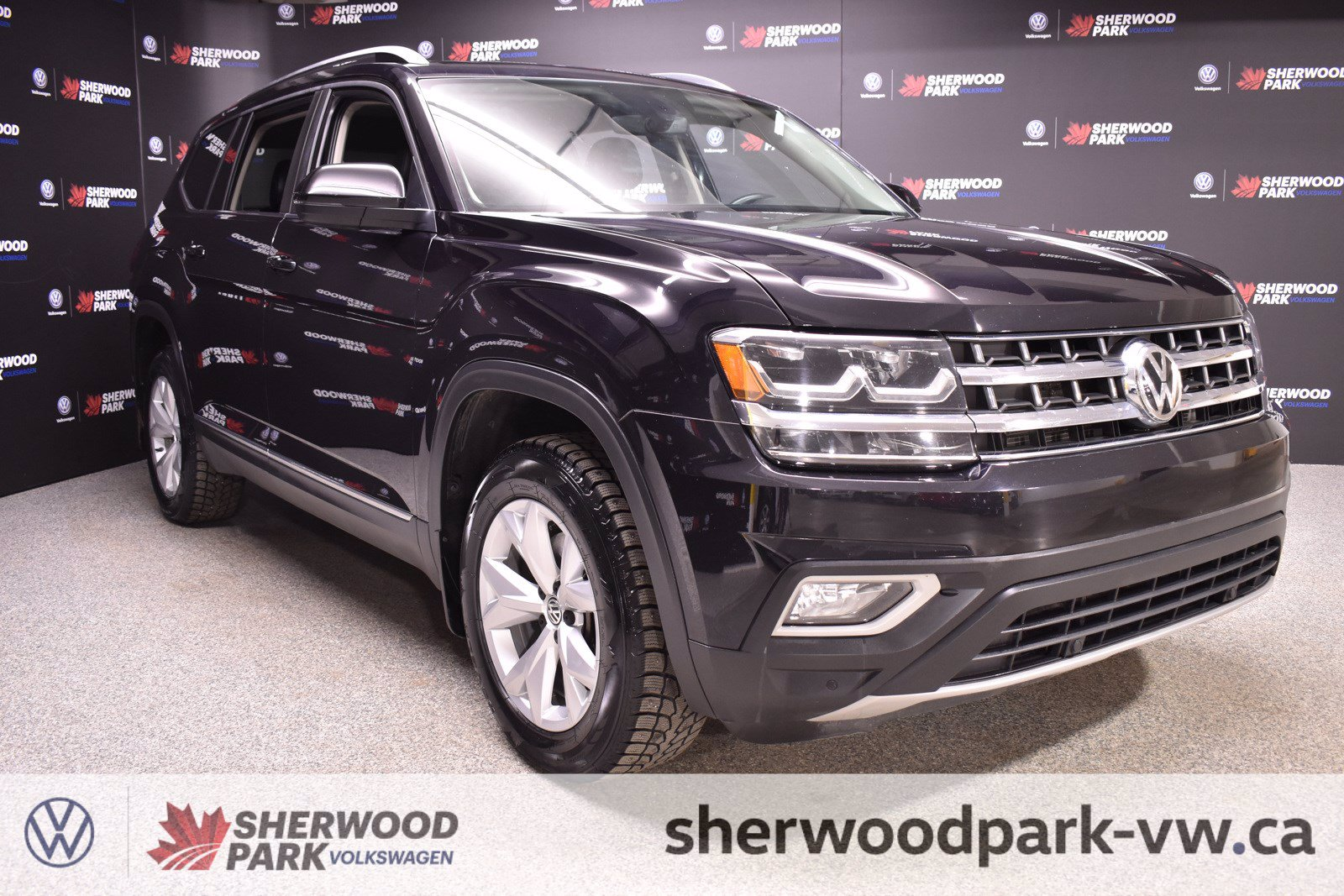 Pre-Owned 2018 Volkswagen Atlas Highline
