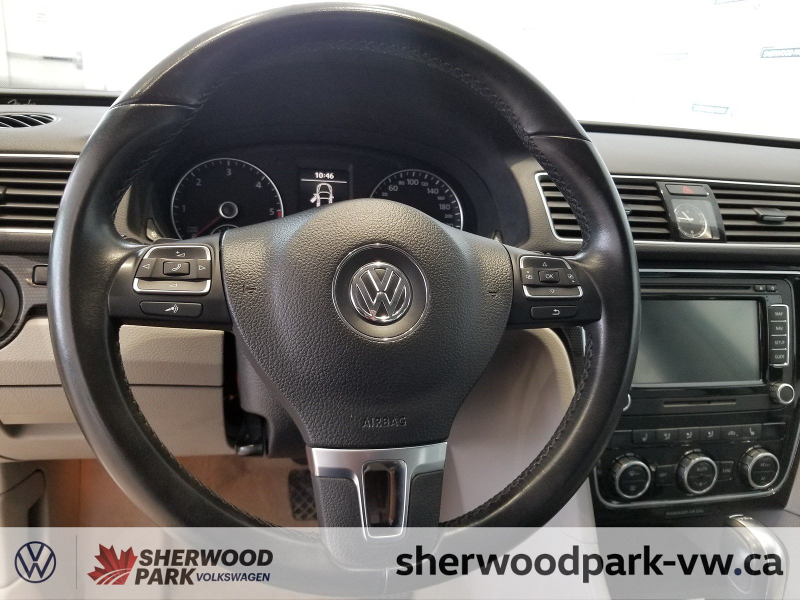Pre-Owned 2012 Volkswagen Passat 2.0 TDI DSG Highline