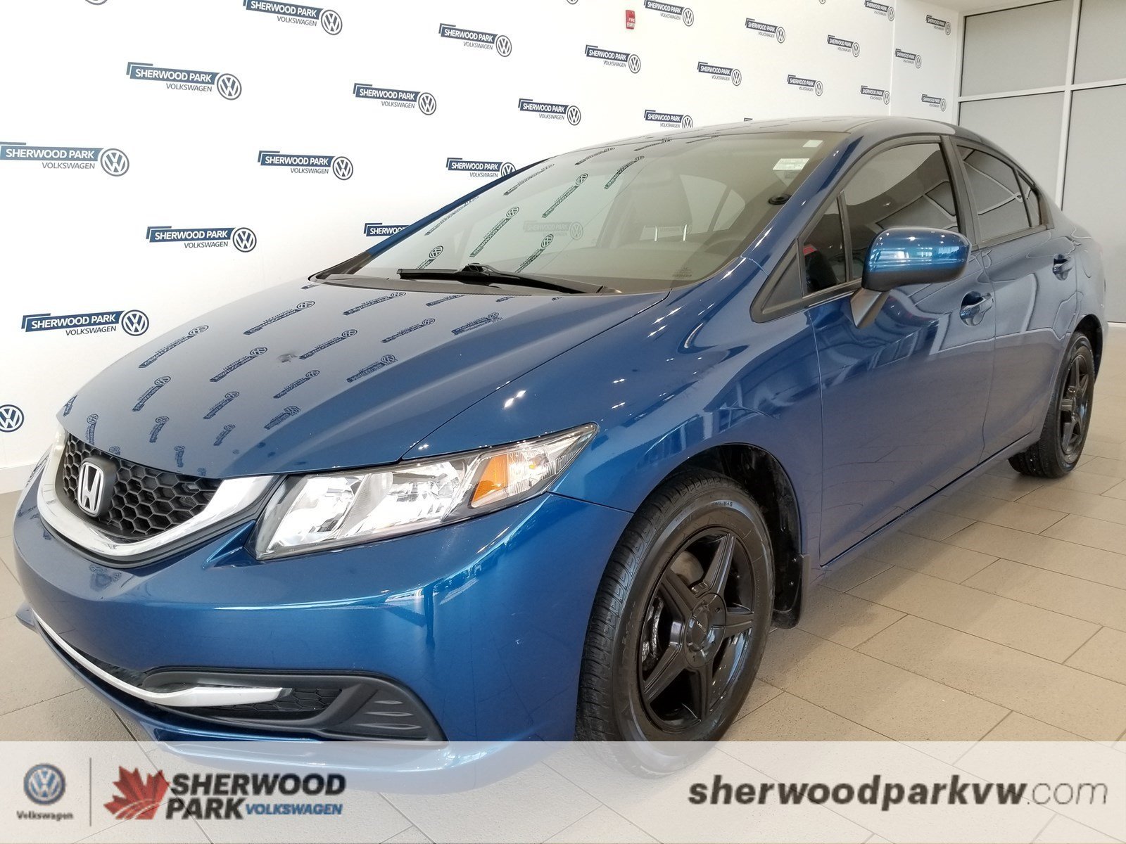 Pre-Owned 2014 Honda Civic Sedan LX