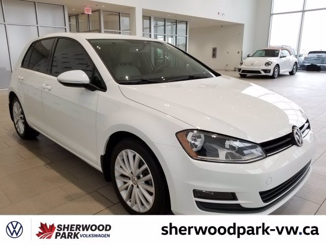 Pre-Owned 2015 Volkswagen Golf TDI, Extended Emissions Warranty!