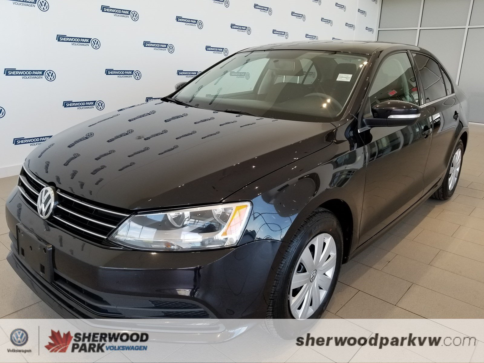 Certified Pre-Owned 2015 Volkswagen Jetta Sedan Trendline+