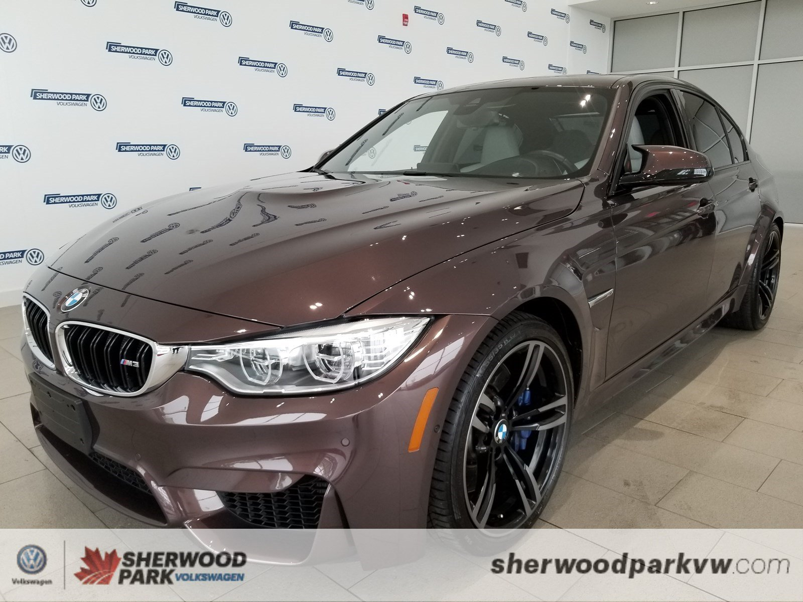 Pre-Owned 2017 BMW M3 Custom Color *See CarFax*