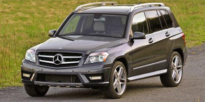 Pre-Owned 2012 Mercedes-Benz GLK GLK350