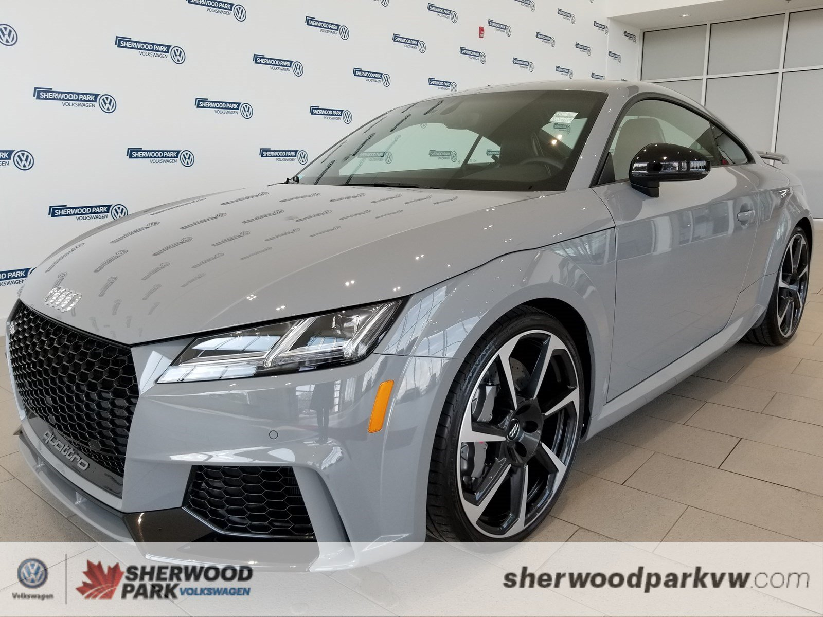 Pre-Owned 2018 Audi TT RS Coupe