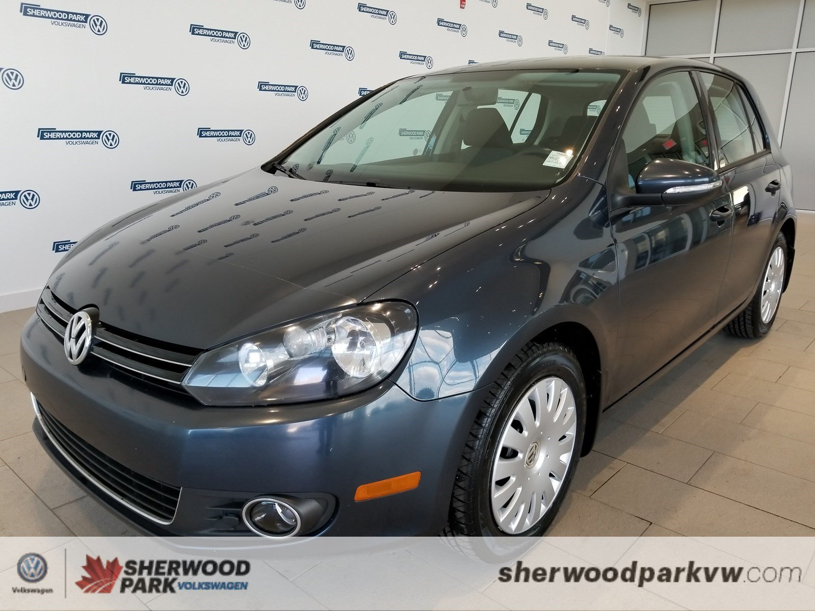 Pre Owned 2012 Volkswagen Golf fortline Hatchback in Sherwood