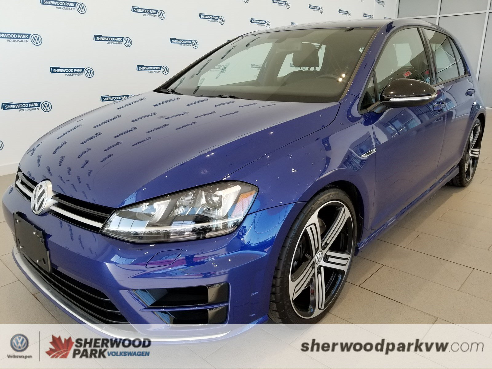 Certified Pre Owned 2016 Volkswagen Golf R