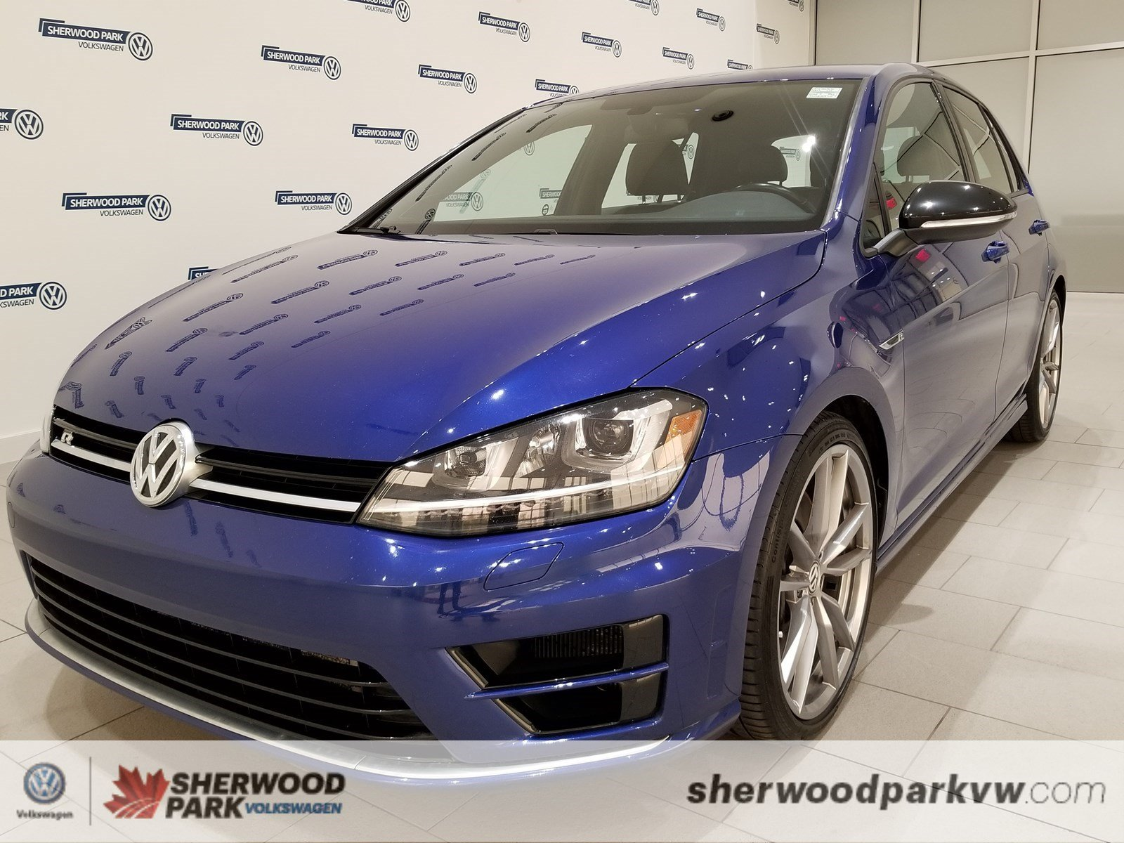 Certified Pre-Owned 2017 Volkswagen Golf R