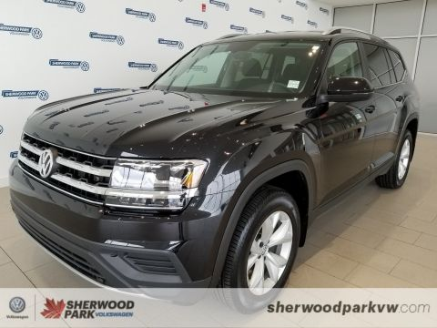 New 2018 Volkswagen Atlas Trendline **Demo with 13,401KM**