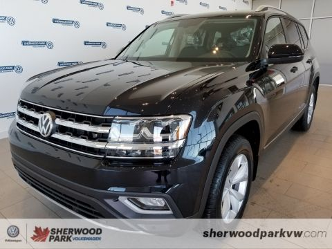 New 2019 Volkswagen Atlas Highline