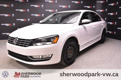 Pre-Owned 2014 Volkswagen Passat Highline