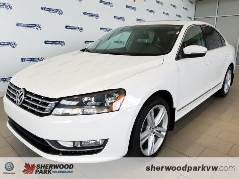 Certified Pre-Owned 2013 Volkswagen Passat Highline