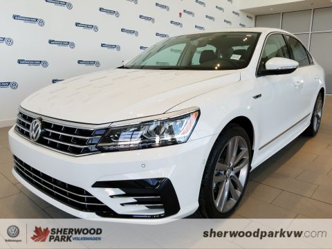 New 2017 Volkswagen Passat Highline