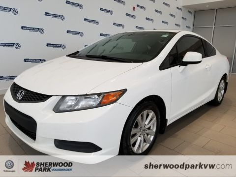 Pre-Owned 2012 Honda Civic Cpe EX-L