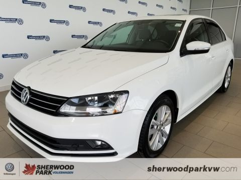 Pre-Owned 2017 Volkswagen Jetta Sedan Wolfsburg Edition
