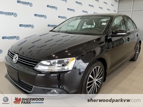 Certified Pre-Owned 2014 Volkswagen Jetta Sedan Highline