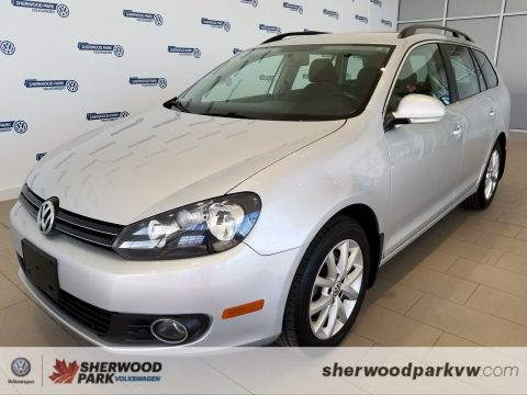 Pre-Owned 2012 Volkswagen Golf Wagon Comfortline