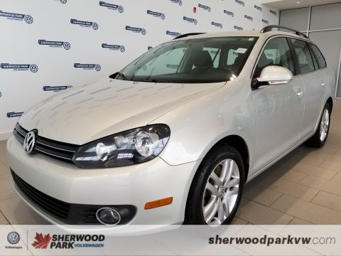 Pre-Owned 2011 Volkswagen Golf Wagon Comfortline