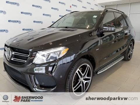 Pre-Owned 2016 Mercedes-Benz GLE GLE 450 AMG