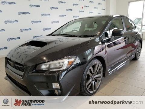 Pre-Owned 2017 Subaru WRX Sport-tech
