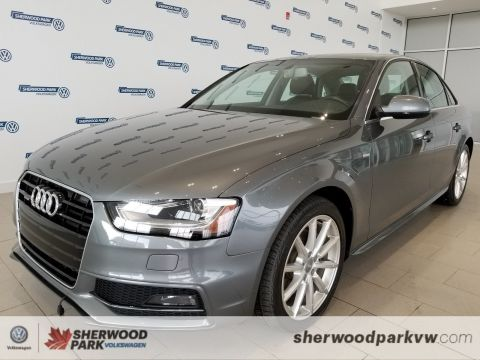 Pre-Owned 2015 Audi A4 Progressiv plus