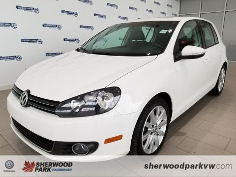 Certified Pre-Owned 2013 Volkswagen Golf Highline